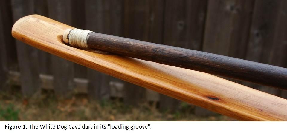 WDC dart in groove